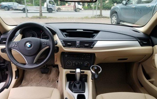 Bán BMW X1, sản xuất 2011, đăng ký 20125