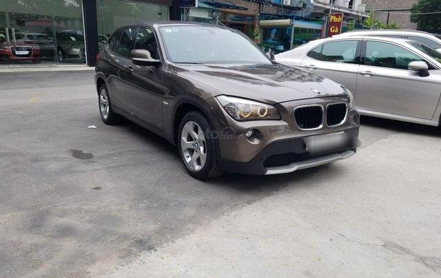 Bán BMW X1, sản xuất 2011, đăng ký 20123