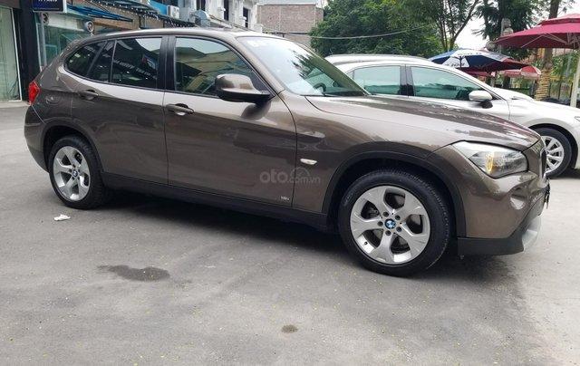 Bán BMW X1, sản xuất 2011, đăng ký 20124