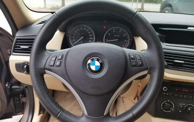 Bán BMW X1, sản xuất 2011, đăng ký 20128