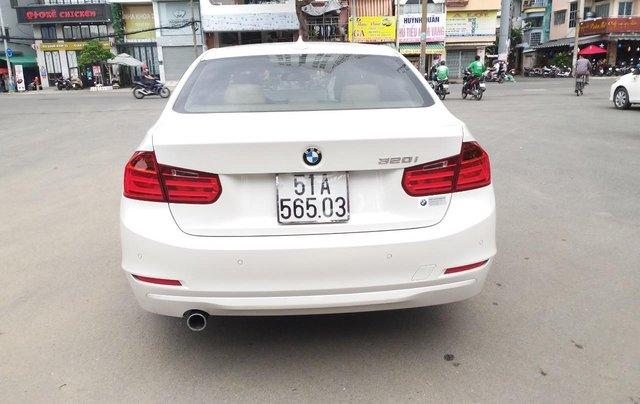BMW 320i model 2014, một đời chủ. Cực mới, xe nhà trùm mền không chạy bởi vậy còn mới lắm, toàn bộ còn zin theo xe2