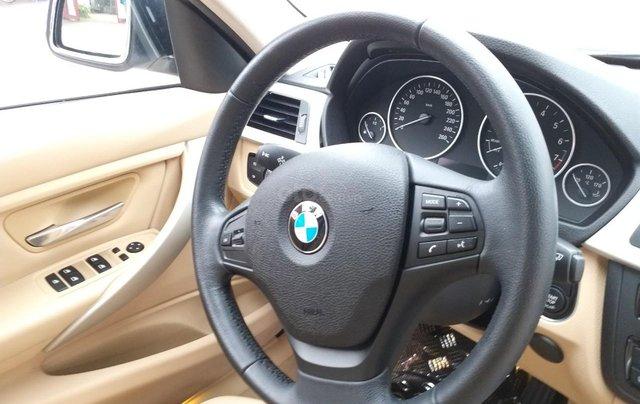BMW 320i model 2014, một đời chủ. Cực mới, xe nhà trùm mền không chạy bởi vậy còn mới lắm, toàn bộ còn zin theo xe6