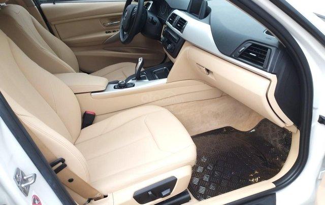 BMW 320i model 2014, một đời chủ. Cực mới, xe nhà trùm mền không chạy bởi vậy còn mới lắm, toàn bộ còn zin theo xe12