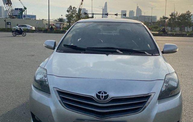 Cần bán lại xe Toyota Vios năm 2012 còn mới, 268tr0