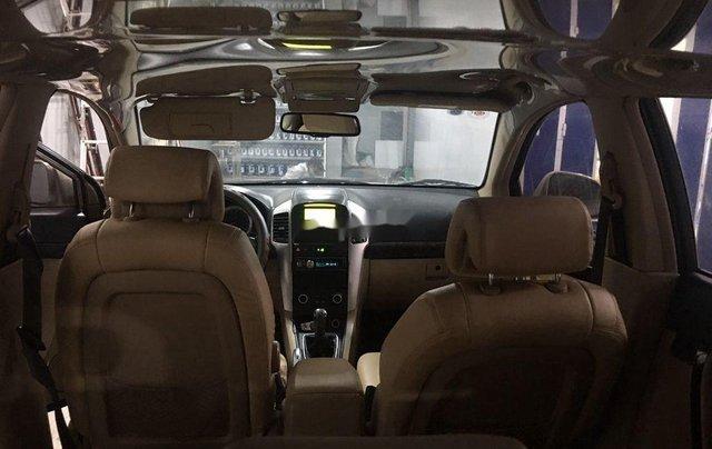 Bán Chevrolet Captiva sản xuất năm 2008 còn mới, màu vàng4
