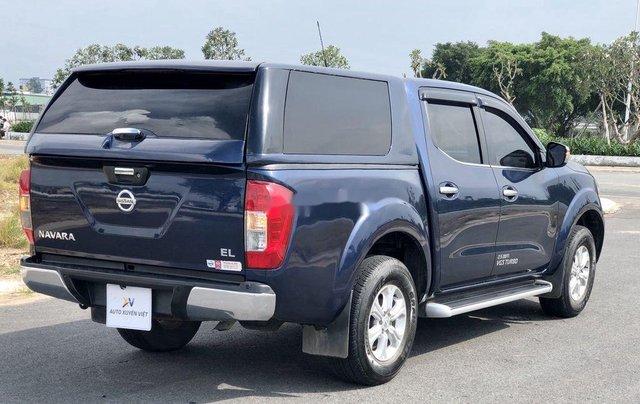 Bán Nissan Navara sản xuất năm 2018, màu xanh lam, nhập khẩu 3