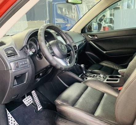 Bán gấp với giá thấp chiếc Mazda 5 năm sản xuất 2017, màu đỏ, giá tốt5