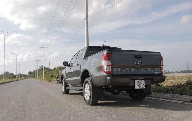 Bán Ford Ranger XLS AT sản xuất 2019, màu xám, xe nhập, siêu lướt2