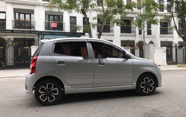 Bán Kia Morning sản xuất năm 2010, màu bạc, nhập khẩu, bản SLX3