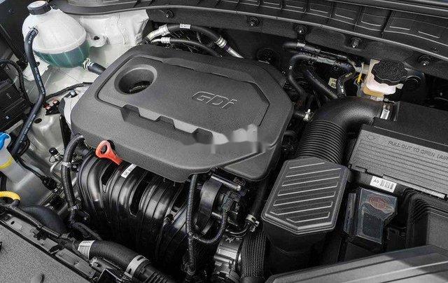 Bán xe Hyundai Tucson sản xuất năm 2020, màu đen, 850tr6