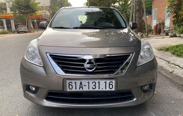 Cần bán Nissan Sunny năm sản xuất 2013, xe nhập số tự động, 325 triệu1