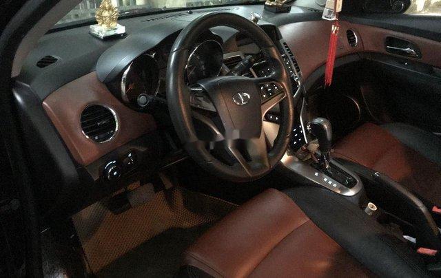 Bán xe Daewoo Lacetti sản xuất 2009, màu đen, xe nhập4