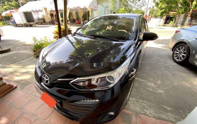 Bán Toyota Vios sản xuất năm 2019, màu đen, giá chỉ 525 triệu0