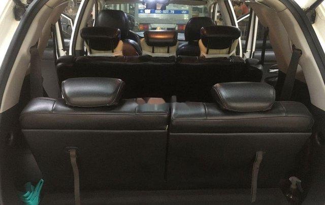 Cần bán gấp Kia Carens 2013, màu trắng, xe chính chủ1