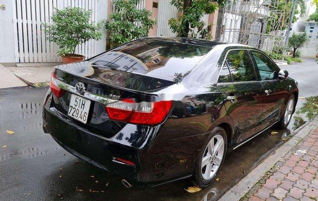 Bán ô tô Toyota Camry 2.5Q đời 2014, màu đen, chính chủ, 745tr3