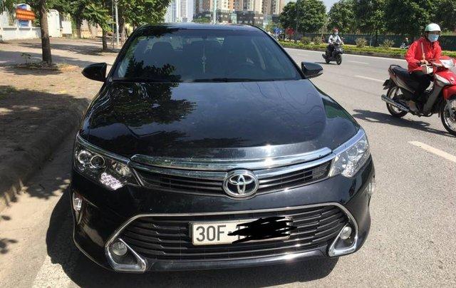 Bán xe Toyota Camry sản xuất năm 2018, màu nâu, nhập khẩu nguyên chiếc1