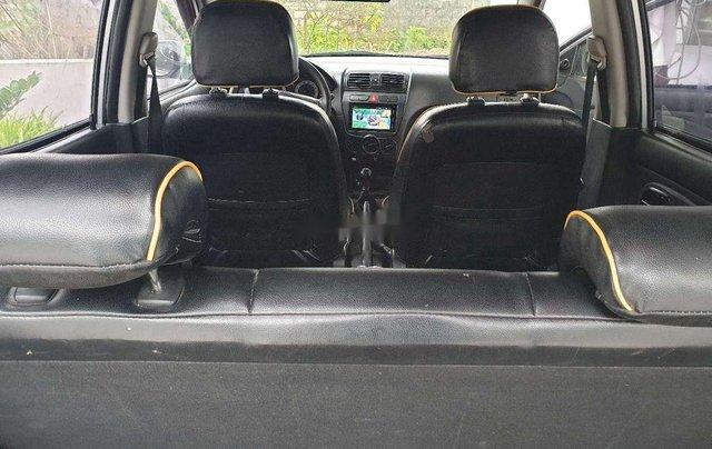 Cần bán Kia Morning sản xuất 2011, màu bạc, xe nhập 5