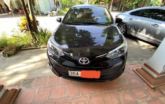 Bán Toyota Vios sản xuất năm 2019, màu đen, giá chỉ 525 triệu1