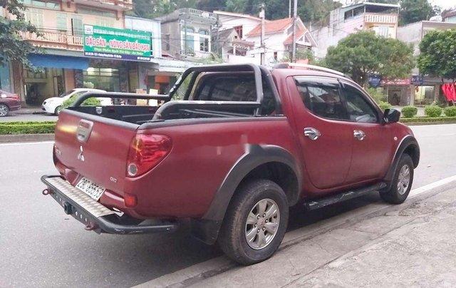 Bán ô tô Mitsubishi Triton sản xuất 2009, màu đỏ, nhập khẩu  1