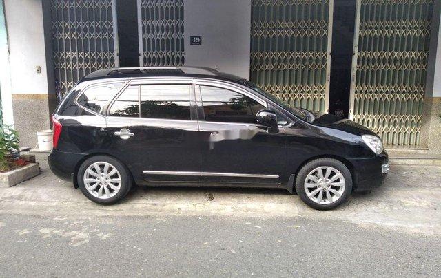 Bán ô tô Kia Carens năm sản xuất 2010, màu đen, 305 triệu0