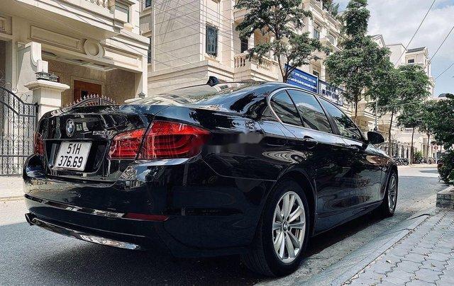 Bán BMW 520i sản xuất 2012, màu đen, nhập khẩu 6