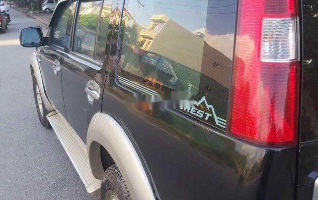 Cần bán Ford Everest đời 2008, số sàn, máy dầu6
