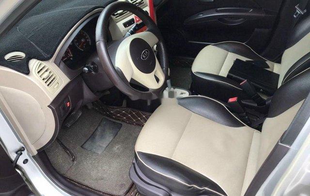 Bán Kia Morning sản xuất năm 2010, màu bạc, nhập khẩu, bản SLX11