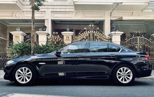 Bán BMW 520i sản xuất 2012, màu đen, nhập khẩu 4