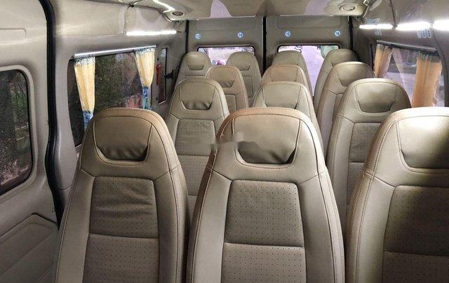 Bán nhanh chiếc Ford Transit 2014 Luxury chính chủ, xe còn mới6