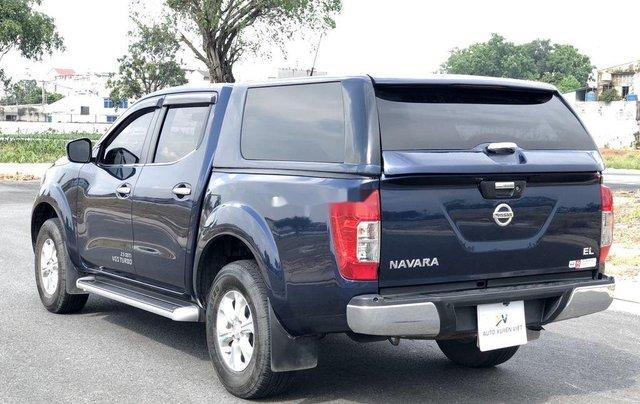 Bán Nissan Navara sản xuất năm 2018, màu xanh lam, nhập khẩu 2
