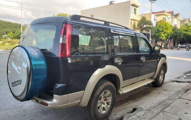 Cần bán Ford Everest đời 2008, số sàn, máy dầu2