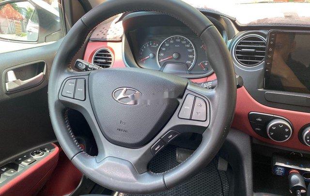 Cần bán xe Hyundai Grand i10 năm 2016, màu trắng, nhập khẩu, giá chỉ 350 triệu8