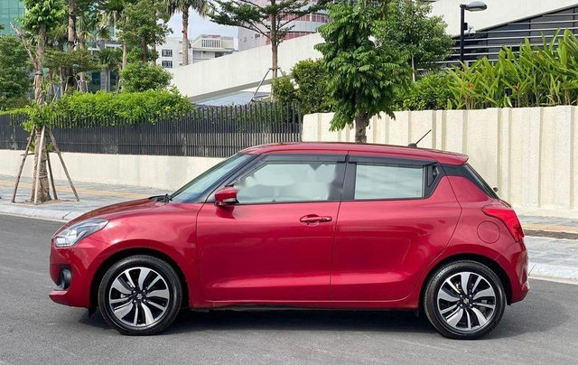 Cần bán xe Suzuki Swift GLX 1.2CVT đời 2019, màu đỏ, nhập khẩu nguyên chiếc2