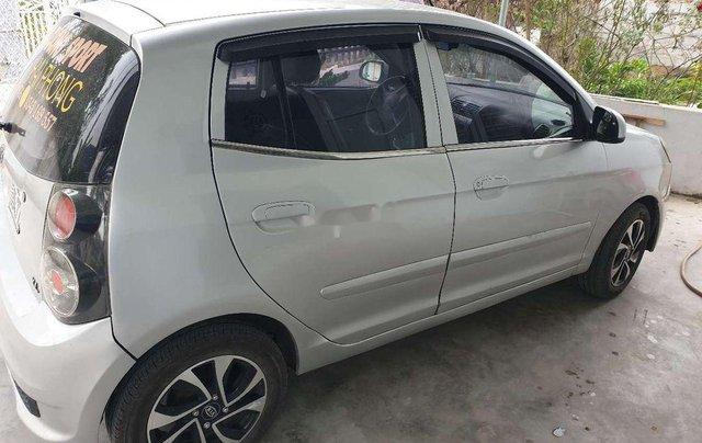 Cần bán Kia Morning sản xuất 2011, màu bạc, xe nhập 0