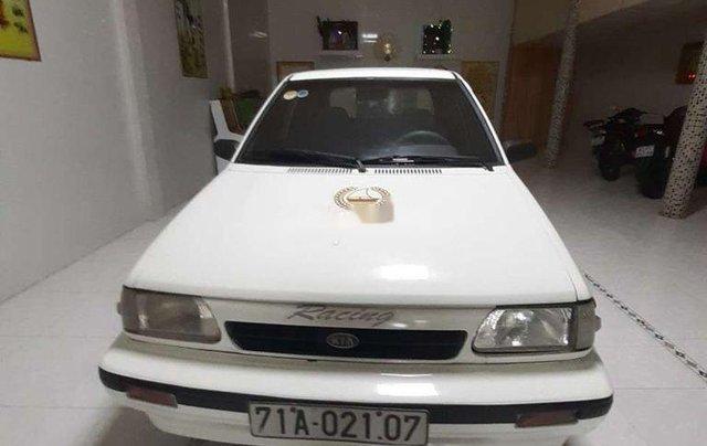 Cần bán gấp Kia CD5 đời 2001, màu trắng, nhập khẩu 2