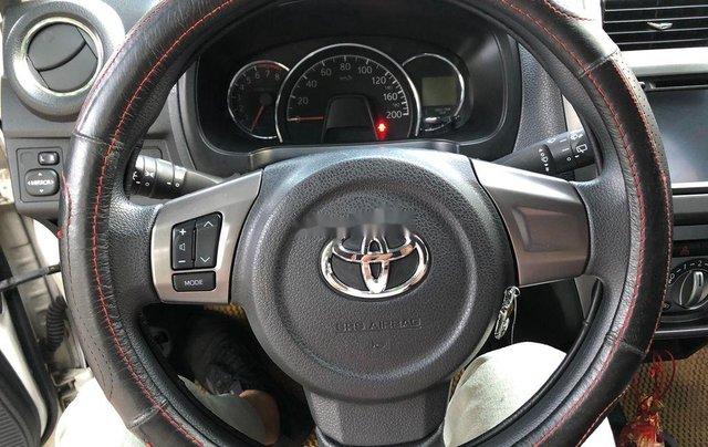 Bán xe Toyota Wigo đời 2018, màu trắng, nhập khẩu nguyên chiếc, 296 triệu2