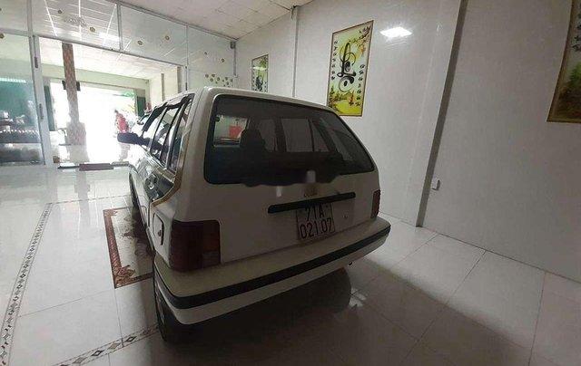 Cần bán gấp Kia CD5 đời 2001, màu trắng, nhập khẩu 3