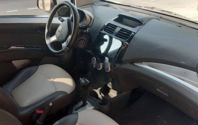 Chính chủ bán Chevrolet Spark đời 2015, màu trắng, giá chỉ 209 triệu7
