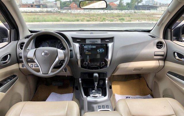 Bán Nissan Navara sản xuất năm 2018, màu xanh lam, nhập khẩu 6