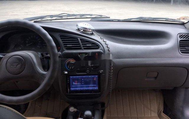 Cần bán xe Daewoo Lanos 2003, màu bạc xe gia đình8