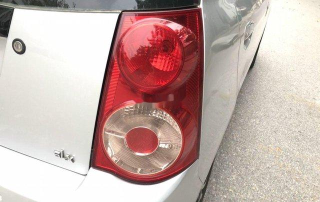 Bán Kia Morning sản xuất năm 2010, màu bạc, nhập khẩu, bản SLX6
