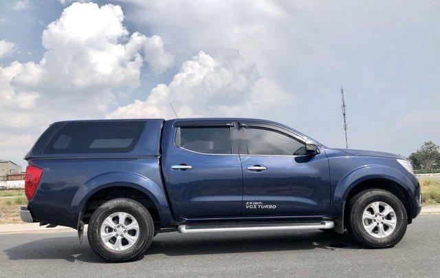 Bán Nissan Navara sản xuất năm 2018, màu xanh lam, nhập khẩu 5