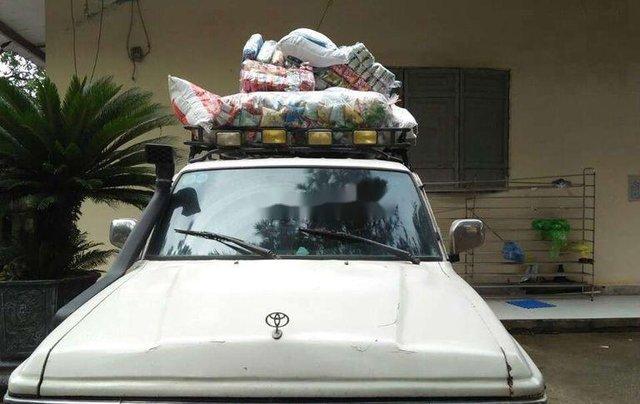 Cần bán Toyota Land Cruiser đời 1992, màu trắng, xe nhập còn mới, 108tr0