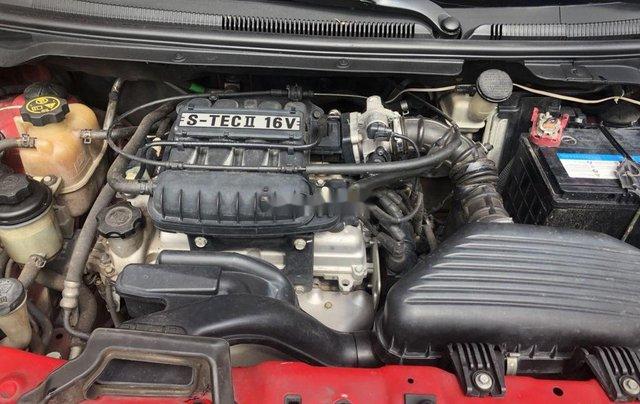 Bán ô tô Chevrolet Spark đời 2016, màu đỏ, nhập khẩu nguyên chiếc 5