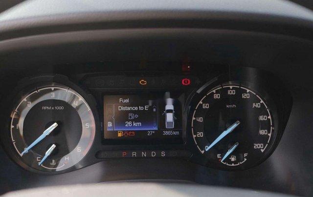 Bán Ford Ranger XLS AT sản xuất 2019, màu xám, xe nhập, siêu lướt5