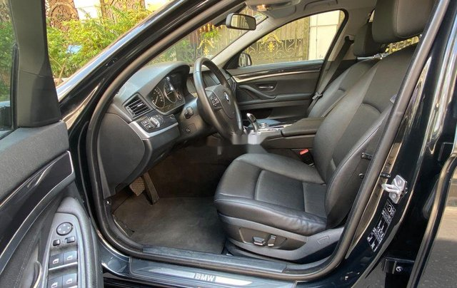 Bán BMW 520i sản xuất 2012, màu đen, nhập khẩu 9