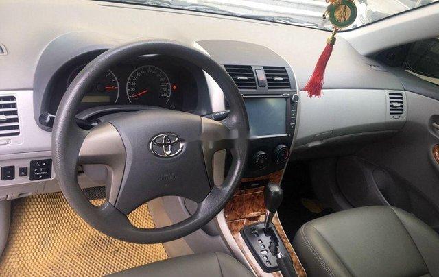 Bán xe Toyota Corolla Altis đời 2009, màu bạc, nhập khẩu 5