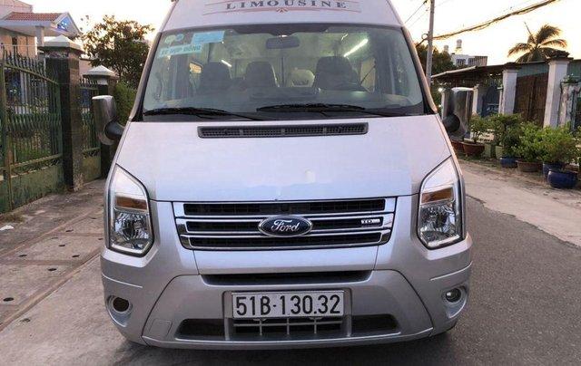 Bán nhanh chiếc Ford Transit 2014 Luxury chính chủ, xe còn mới3