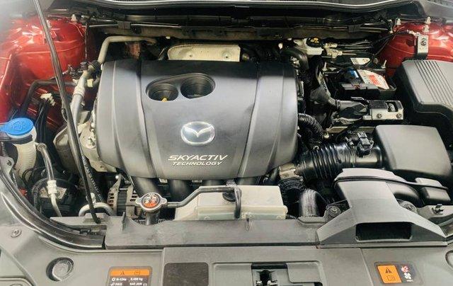 Bán gấp với giá thấp chiếc Mazda 5 năm sản xuất 2017, màu đỏ, giá tốt6