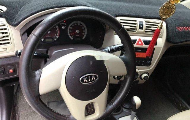 Bán Kia Morning sản xuất năm 2010, màu bạc, nhập khẩu, bản SLX7